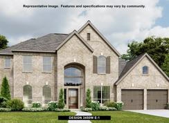 3450W - Del Bello Lakes 70': Manvel, Texas - Perry Homes