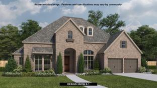 3520W - Del Bello Lakes 70': Manvel, Texas - Perry Homes