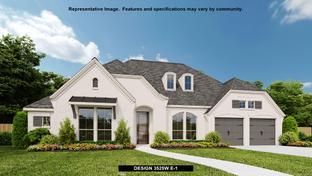 3525W - Bryson 60': Leander, Texas - Perry Homes