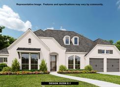 3525W - Rancho Sienna 70': Georgetown, Texas - Perry Homes