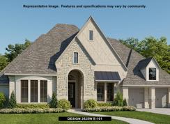 3525W - Liberty 70': Melissa, Texas - Perry Homes