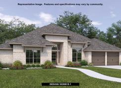 3526W - Rancho Sienna 70': Georgetown, Texas - Perry Homes