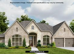 3578W - The Groves 70': Humble, Texas - Perry Homes