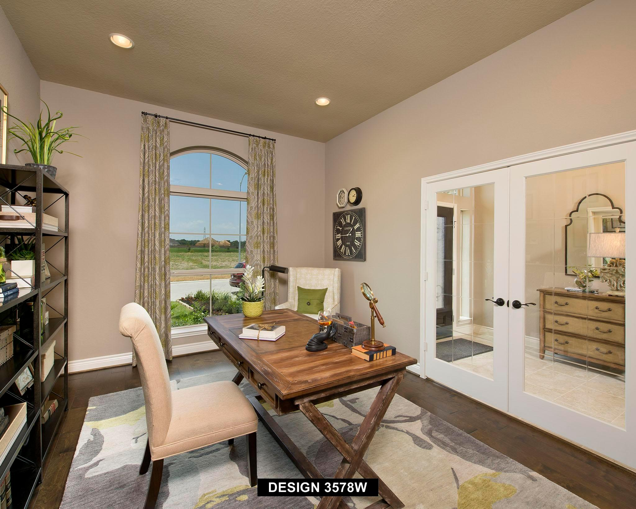 Living Area featured in the 3578W By Perry Homes in Houston, TX