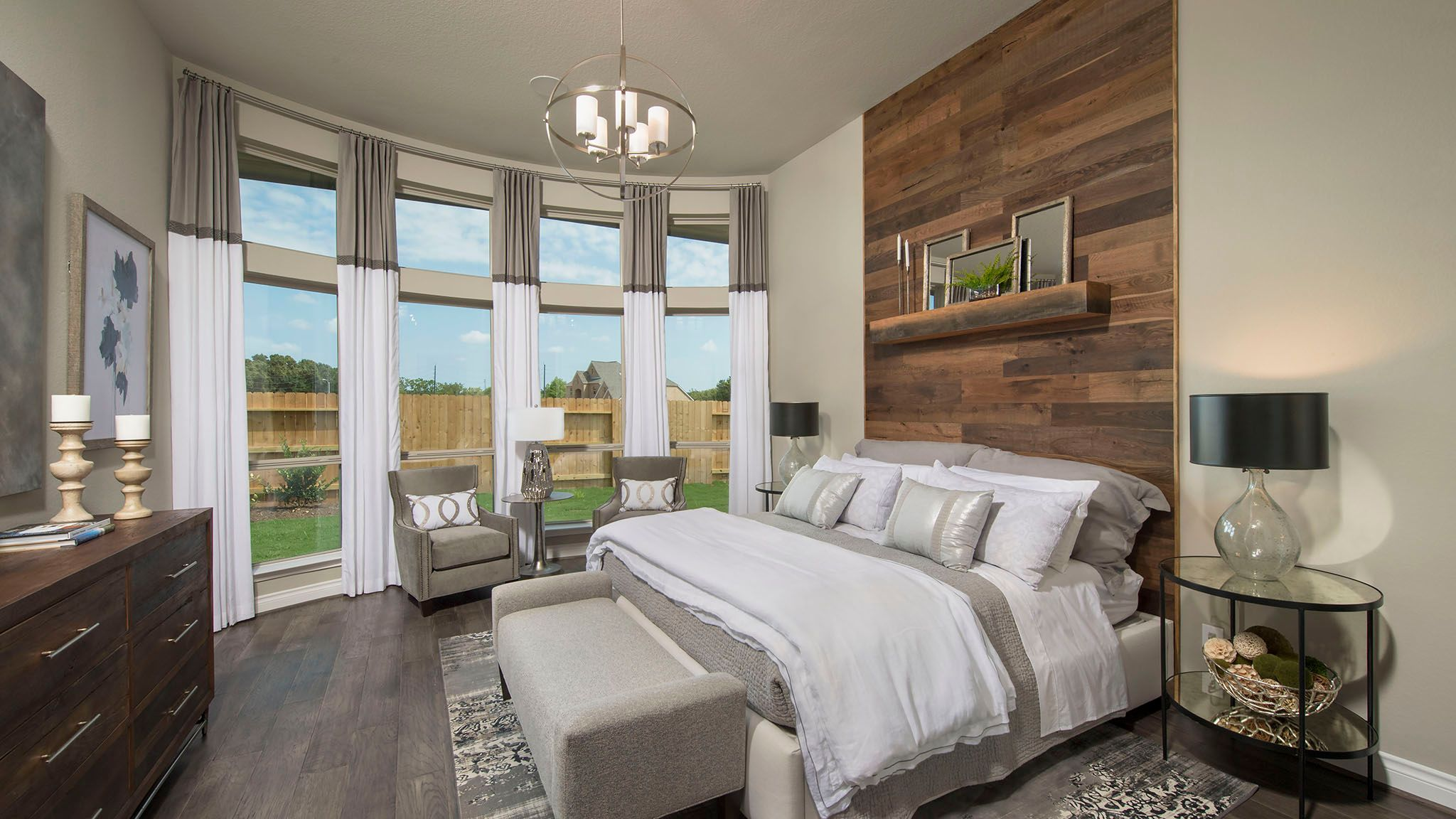 Bedroom featured in the 3578W By Perry Homes in Houston, TX