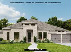 3714W - Canyon Falls 80'/100': Northlake, Texas - Perry Homes