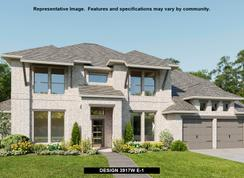 3917W - Bryson 60': Leander, Texas - Perry Homes
