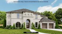 Del Bello Lakes 70' by Perry Homes in Houston Texas