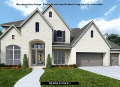 4191W - Del Bello Lakes 70': Manvel, Texas - Perry Homes