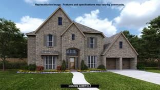 4499W - Liberty 70': Melissa, Texas - Perry Homes