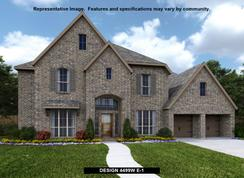 4499W - Fulbrook on Fulshear Creek 80': Fulshear, Texas - Perry Homes