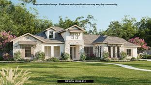 3099A - Vintage Oaks: New Braunfels, Texas - Perry Homes
