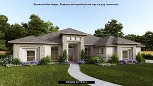 3127A - Vintage Oaks: New Braunfels, Texas - Perry Homes