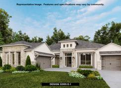 3205S - Vintage Oaks: New Braunfels, Texas - Perry Homes