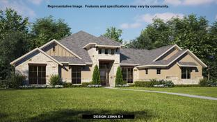 3394A - Vintage Oaks: New Braunfels, Texas - Perry Homes