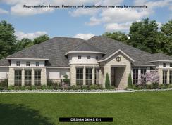 3494S - Highpointe 80'/90': Austin, Texas - Perry Homes