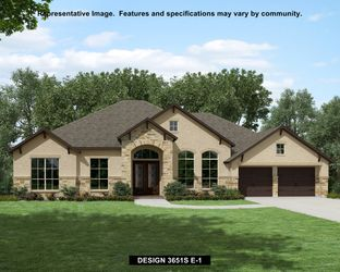 3651S - Sonoma Verde: Rockwall, Texas - Perry Homes