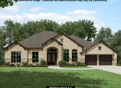 3651S - Vintage Oaks: New Braunfels, Texas - Perry Homes