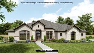 3860A - Vintage Oaks: New Braunfels, Texas - Perry Homes