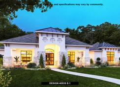 4053S - Vintage Oaks: New Braunfels, Texas - Perry Homes
