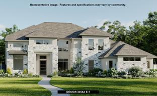 Johnson Ranch 85' by Perry Homes in San Antonio Texas