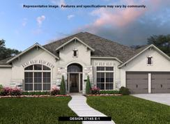 3714S - Rancho Sienna 70': Georgetown, Texas - Perry Homes