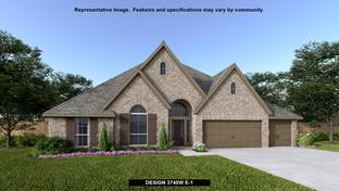 3740W - Fulbrook on Fulshear Creek 80': Fulshear, Texas - Perry Homes