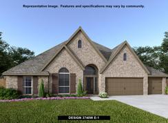 3740W - Meridiana 80' - Gated: Rosharon, Texas - Perry Homes
