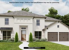 3791S - Bryson 60': Leander, Texas - Perry Homes