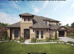 4005S - Rancho Sienna 70': Georgetown, Texas - Perry Homes