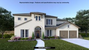 4098S - Kinder Ranch 70': San Antonio, Texas - Perry Homes