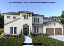 4098S - Bryson 60': Leander, Texas - Perry Homes