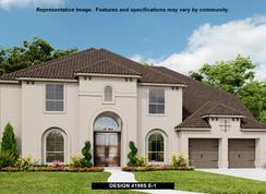 4199S - Bryson 60': Leander, Texas - Perry Homes