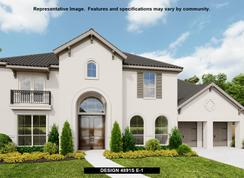 4891S - Rancho Sienna 70': Georgetown, Texas - Perry Homes