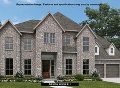 4891W - The Colony 80': Bastrop, Texas - Perry Homes