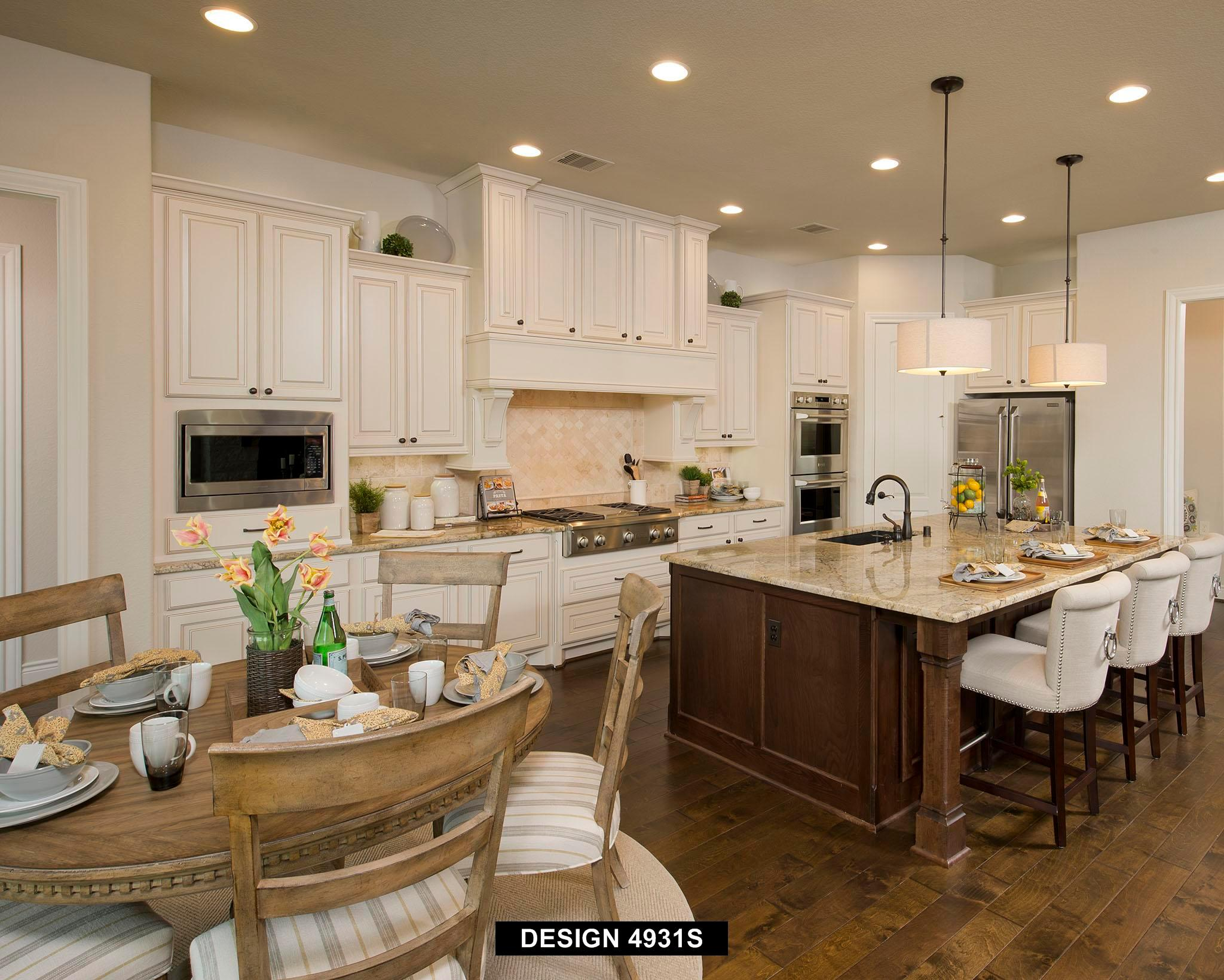 Kitchen featured in the 4931S By Perry Homes in Houston, TX