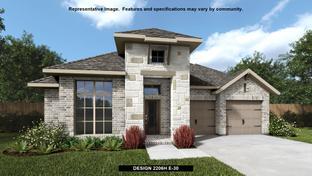 2206H - Carpenter Hill 55': Buda, Texas - Perry Homes