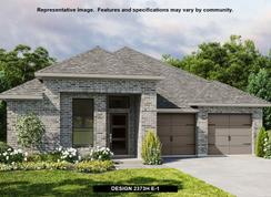 2373H - Cambridge Crossing: Celina, Texas - Perry Homes