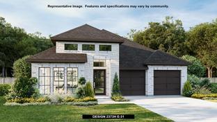 2373H - Fronterra at Westpointe 50': San Antonio, Texas - Perry Homes