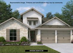 2420S - ShadowGlen 65': Manor, Texas - Perry Homes