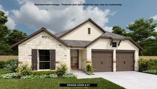 2420S - Kallison Ranch 50': San Antonio, Texas - Perry Homes
