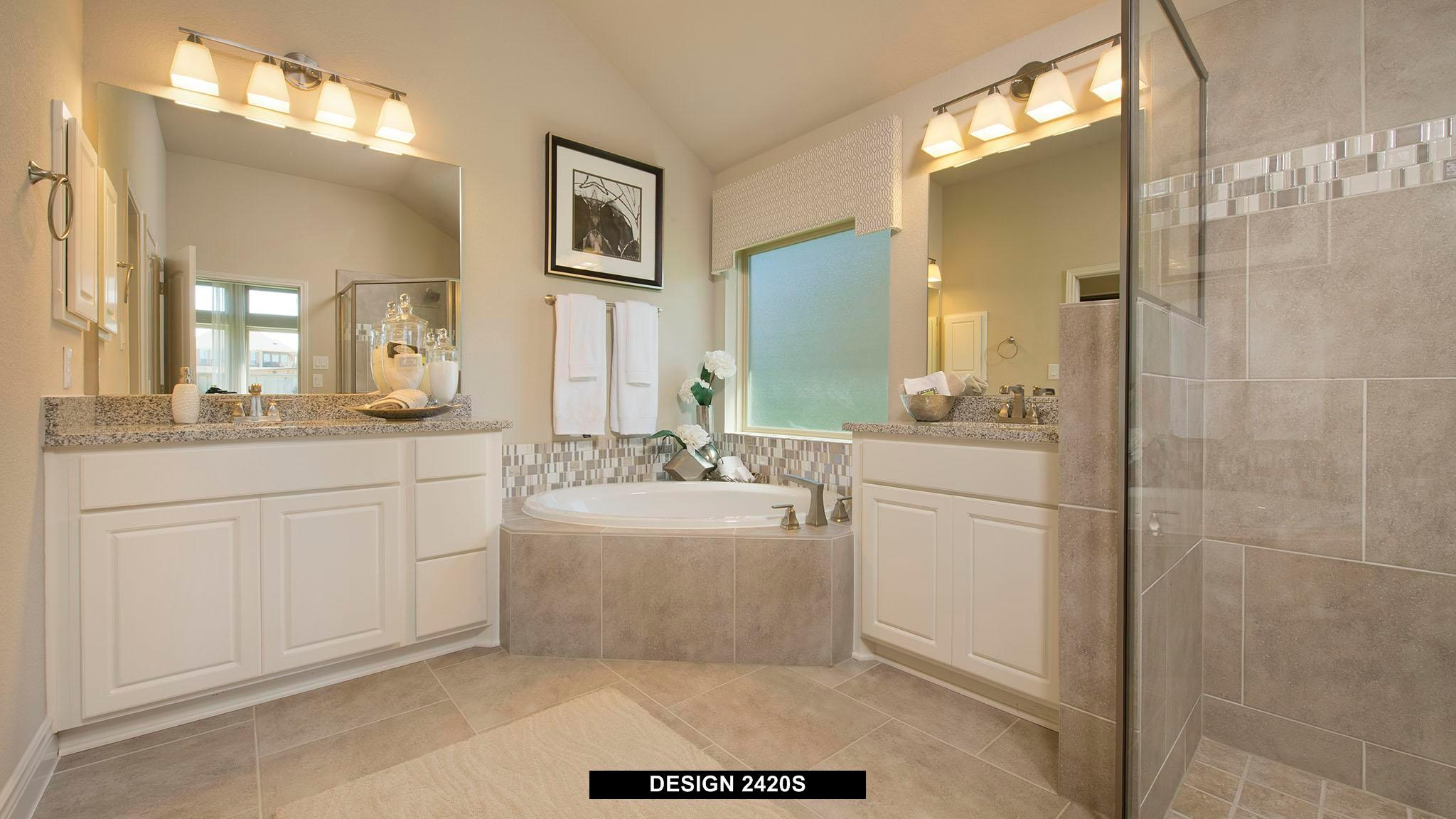 Bathroom featured in the 2420S By Perry Homes in San Antonio, TX