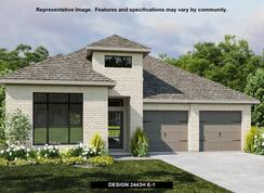 2443H - The Ranches at Creekside 55': Boerne, Texas - Perry Homes