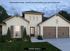 2529S - Johnson Ranch 55': Bulverde, Texas - Perry Homes