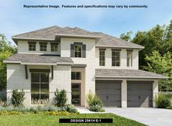 2561H - Wolf Ranch 51': Georgetown, Texas - Perry Homes
