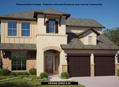 2598S - Veramendi 50': New Braunfels, Texas - Perry Homes