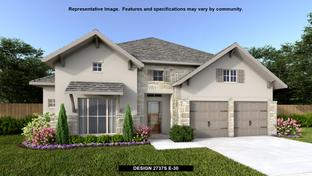 2737S - The Grove at Vintage Oaks 65': New Braunfels, Texas - Perry Homes