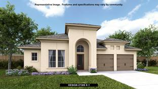 2738S - Homestead 65': Schertz, Texas - Perry Homes