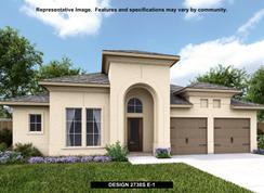 2738S - La Cima 60': San Marcos, Texas - Perry Homes