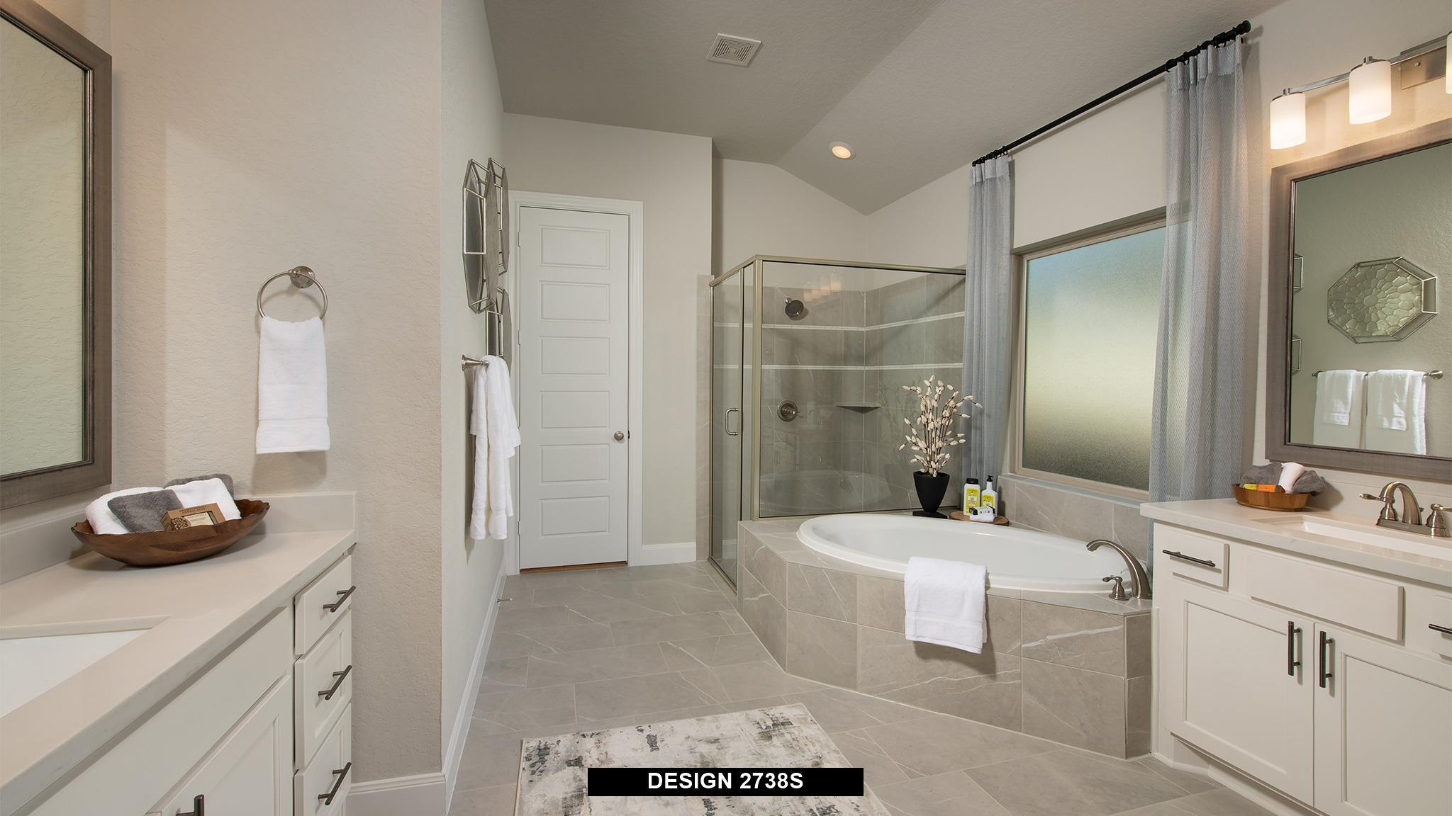 Bathroom featured in the 2738S By Perry Homes in Austin, TX